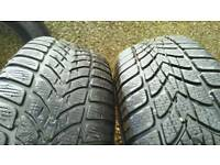 195_65_15 dunlop tyres!!!