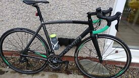 B'Twin Ultra AF with shimano 105 groupset only rode hand full of times