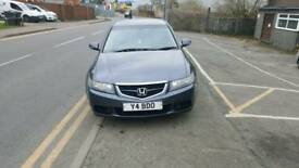 honda accord automatic 12 month MOT