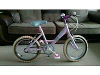 Raleigh Starz bike