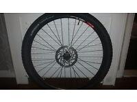 Set of DT SWISS wheels