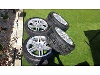 Alloys wheels mercedes Amg