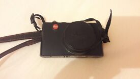 Leica D-Lux 4 Digital Camera (Black) cash/pick up only Good condition