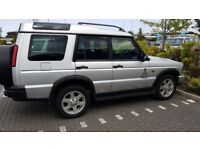 Land Rover discovery 2 facelift v8