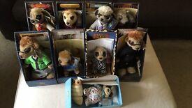 Full set compare the market meerkat meercat except batman and superman