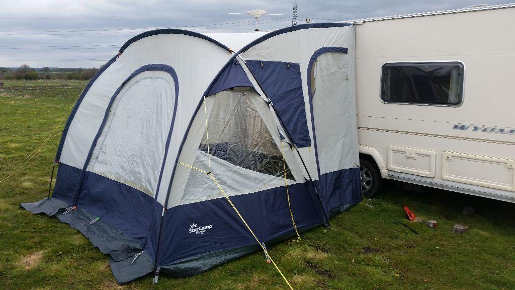 Star Camp Ranger Caravan Porch Awning | in Harrogate ...
