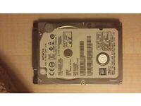 sata hard drive x3