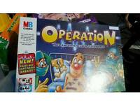 Operation, game