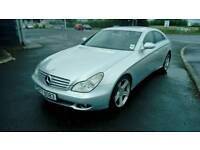 06 Mercedes CLS350 Auto 4Door All Black Leather Trim Great Car 2Keys can Be seen ANYTIME
