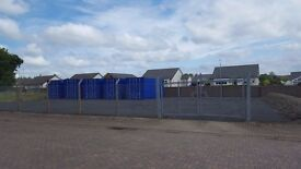 Container Storage To Let - Highhouse Industrial Estate, Auchinleck - Don't miss out, reserve today!
