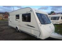 Elddis-Avante-Club-556-2008-6-Berth-With-Motormover-And-FULL-SIZE-AWNING