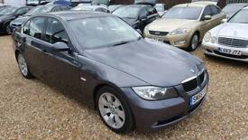 2006(56) BMW 3 Series 330d SE 4dr Automatic,Hpi Clear,P-sensor,Full Leather Seats,Full Serivce,Mot.