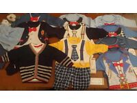 Baby boys 0-3 months bundle of new clothes with tags
