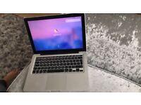 MacBook Pro 13 inch Mid 2012 model