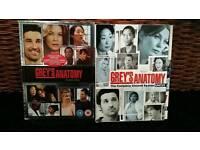 Grey's Anatomy boxsets