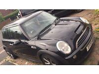 Mini Cooper S 53 plate £1500