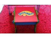 Teletubbies Desk and Stool