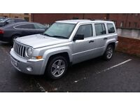 Jeep Patriot 2.4 Limited 4*4
