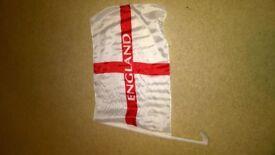 JOB LOT / CAR BOOT 10nr ENGLAND CAR FLAG ***PRICE REDUCED*** £5