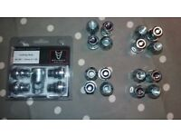 Wolfrace Locking Wheel Nuts