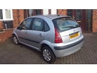 LAST chance.CITROEN..£460..C3 1.4..5dr.2003..perfect clutch ..gears..engine..good in out