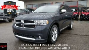 2013 Dodge Durango 4WD 4dr Crew Plus