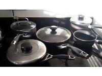 kitchen starter pots&pans bargain