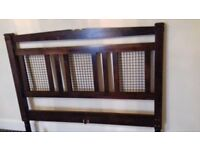 Dounvle Bed Frame and Matching Bedroom Furniture