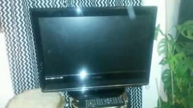 TV with built in DVD 24 inch