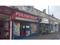 Business For Sale (Off Licence Food Store) in Bath Somerset.