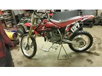 Honda cr85 ronnie