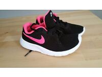 NIKE girls trainers size 13