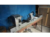 Draper Variable speed Woodturning Lathe