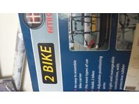 Car Bicycle carrier/rack. Universal