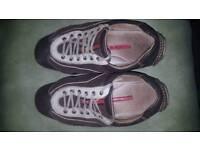 PRADA racing shoes
