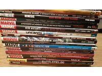 56 comics