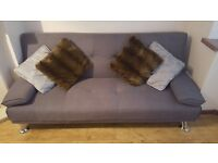 Wayfair Daintree 3 Seater Clic Clac Sofa Bed by Home Loft Concept