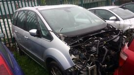 FORD GALAXY 2008 2.0TDCI FOR PARTS