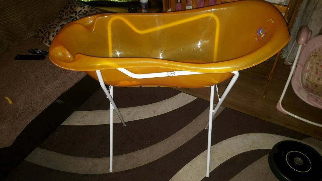 large baby bath with stand | in Norwich, Norfolk | Gumtree