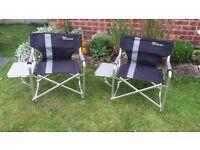 Children's folding camping seats