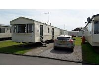 Cala Gran Static Caravan Hire/Rental Blackpool Fleetwood Summer Holidays Haven