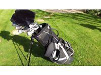 Dunlop Mens Golf Club Set and Bag