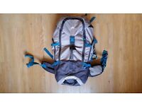 QUECHUA BACKPACK TREKKING FORCLAZ 50 LITRES. HIKING RUCKSACK CAMPING TRAVEL BACKPACKING