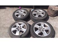 audi alloy wheels