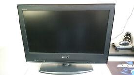 """26"""" Sony Bravia TV"""