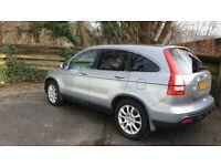 Honda, CRV Executive Model, Diesel Estate, 2007, Manual, 2204 (cc), 5 doors