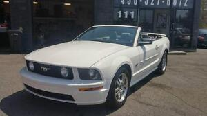 2005 FORD MUSTANG CUIR DECAPOTABLE