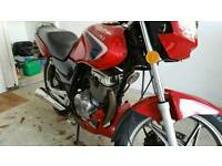Suzuki en-125s 125cc learner legal bike