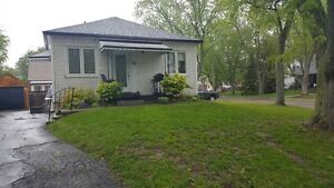 2 bedroom bungalow open house May 22