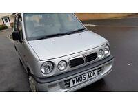 Perodua kenari long mot full service history 40k cd heating economical tidy cheap on fuel